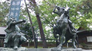 長野・川中島古戦場
