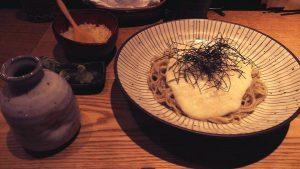 京都・五条「蕎麦の実よしむら」