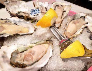 東京・新宿「Oyster Bar ジャックポット」牡蠣・牡蠣・牡蠣!