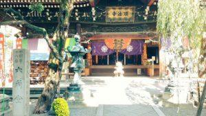 京都・蛸薬師「六角堂」