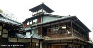 【コラム】大正から平成まで、暮らしを想う旧三井家下鴨別邸。