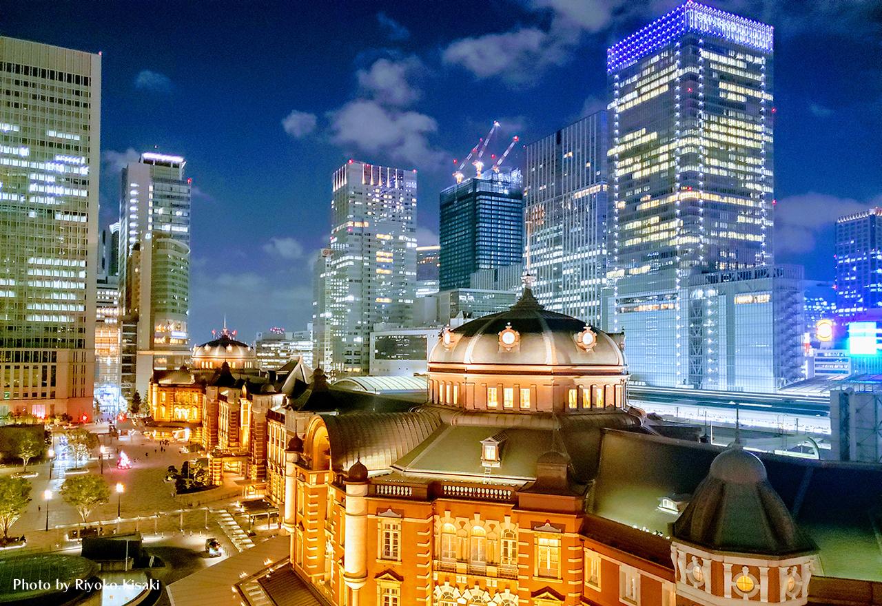 歴史と非日常を存分に体験する、東京駅「東京ステーションホテル」