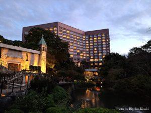 "東京の中にある""森""の癒し。「ホテル椿山荘東京」"