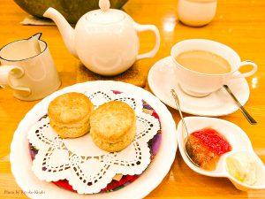 紅茶と楽しむ静謐なひととき。東京・神保町「ティーハウスタカノ」